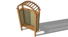 Arbor Bench Plans