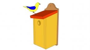 Blue Bird House Plans