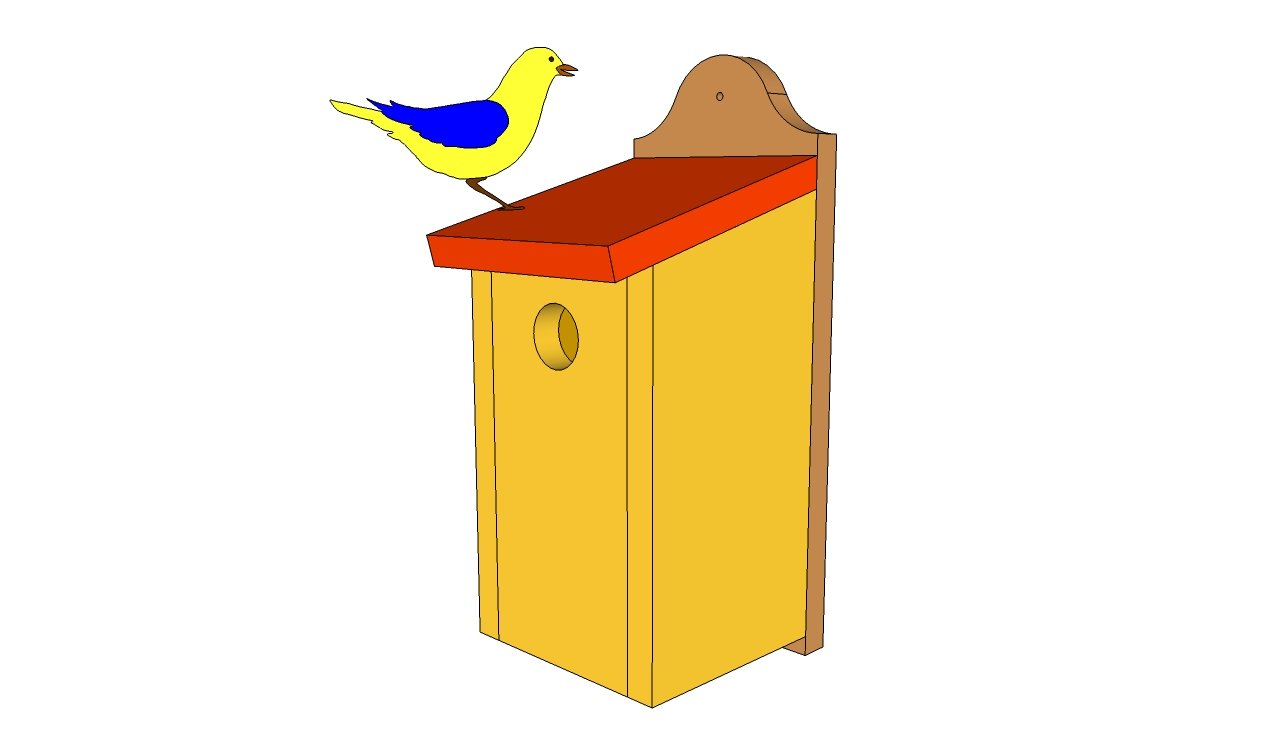 Blue Bird House Plans