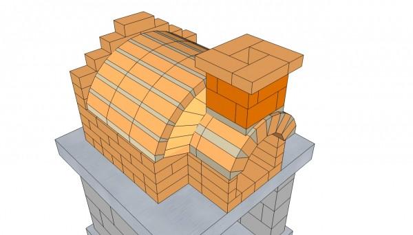 Brick chimney plans
