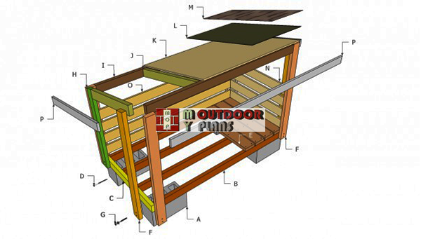 Firewood-shed-plans-2x6