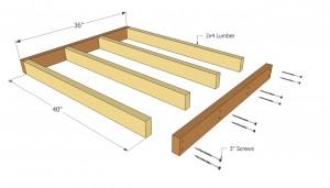 Flooring Frame Plans