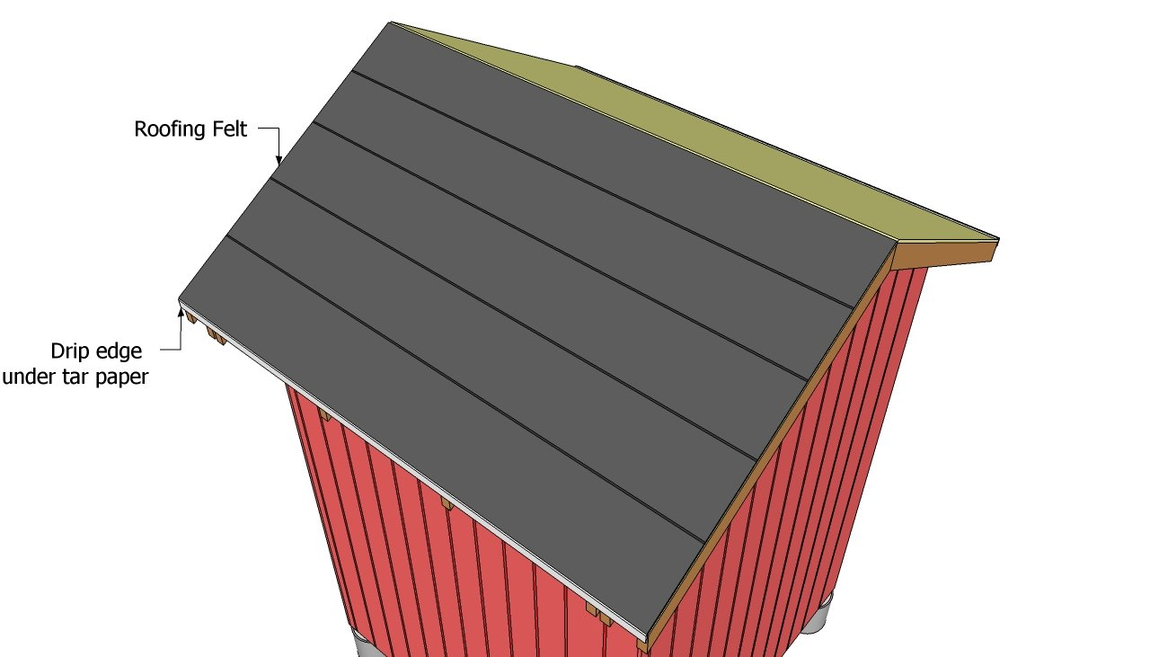 Gable Shed Roof Plans Free Outdoor Plans Diy Shed