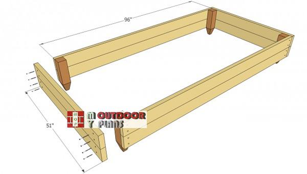 Installing-the-wall-slats
