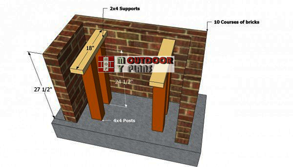 Outdoor-bbq-base-plans
