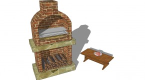 Outdoor Bbq Plans