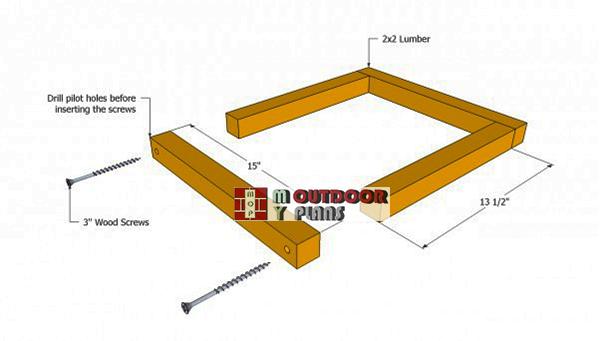 Planter-box-frame