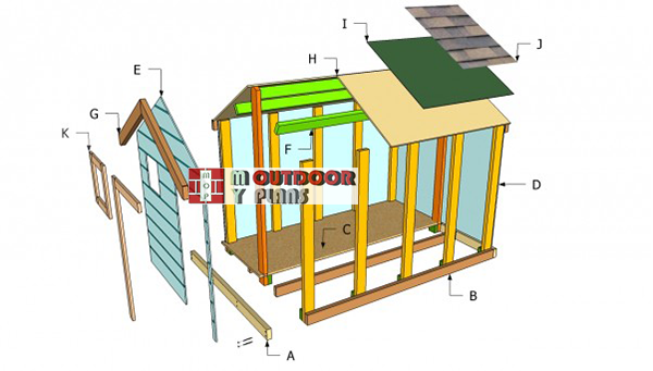 Playhouse-componnets---diy-project