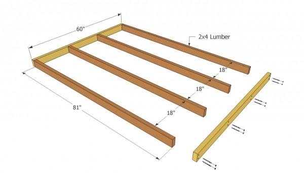 Playhouse floor plans