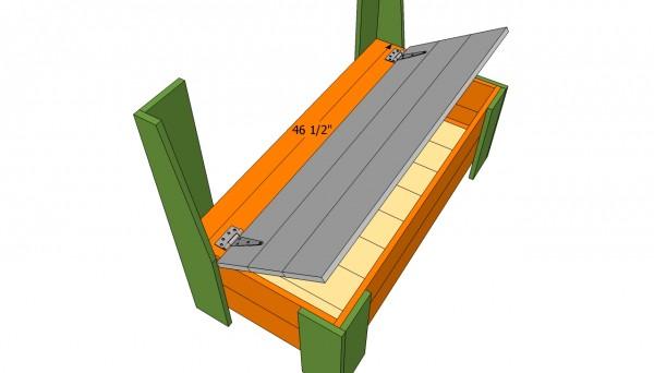 Outdoor Storage Bench Plans Myoutdoorplans Free