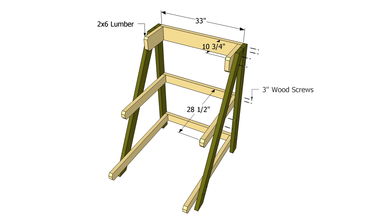 Outdoor Plant Stand Plans | Free Outdoor Plans - DIY Shed, Wooden ...