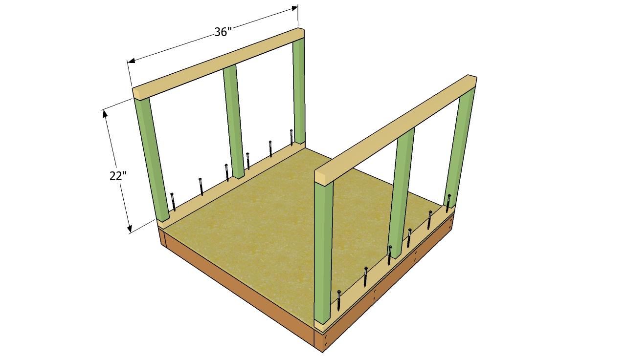 Simple Dog House Plans Wwwimgkidcom The Image Kid