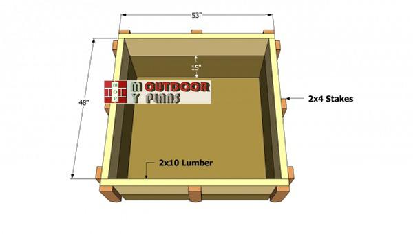Brick-bbq-foundation-plans
