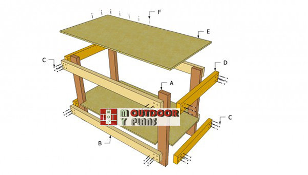 Building-a-workshop-bench