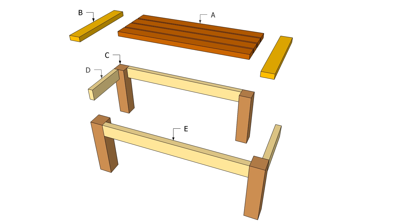 More about build your own wooden patio table