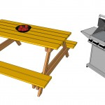 Picnic table plans free