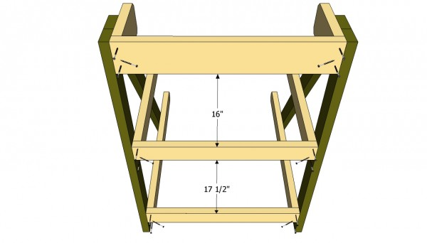 Outdoor plant stand plans myoutdoorplans free How to build a tiered plant stand