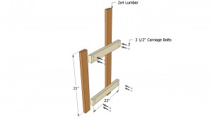 Side bench plans