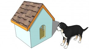 Simple Dog House Plans
