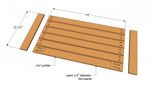 Table top plans