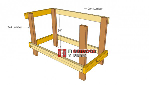 Work-bench-dimensions