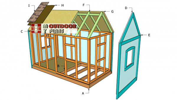 Backyard-playhouse-plans