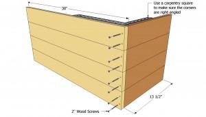 Building the planter box