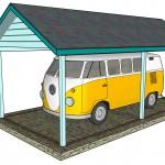 DIY Carport Plans