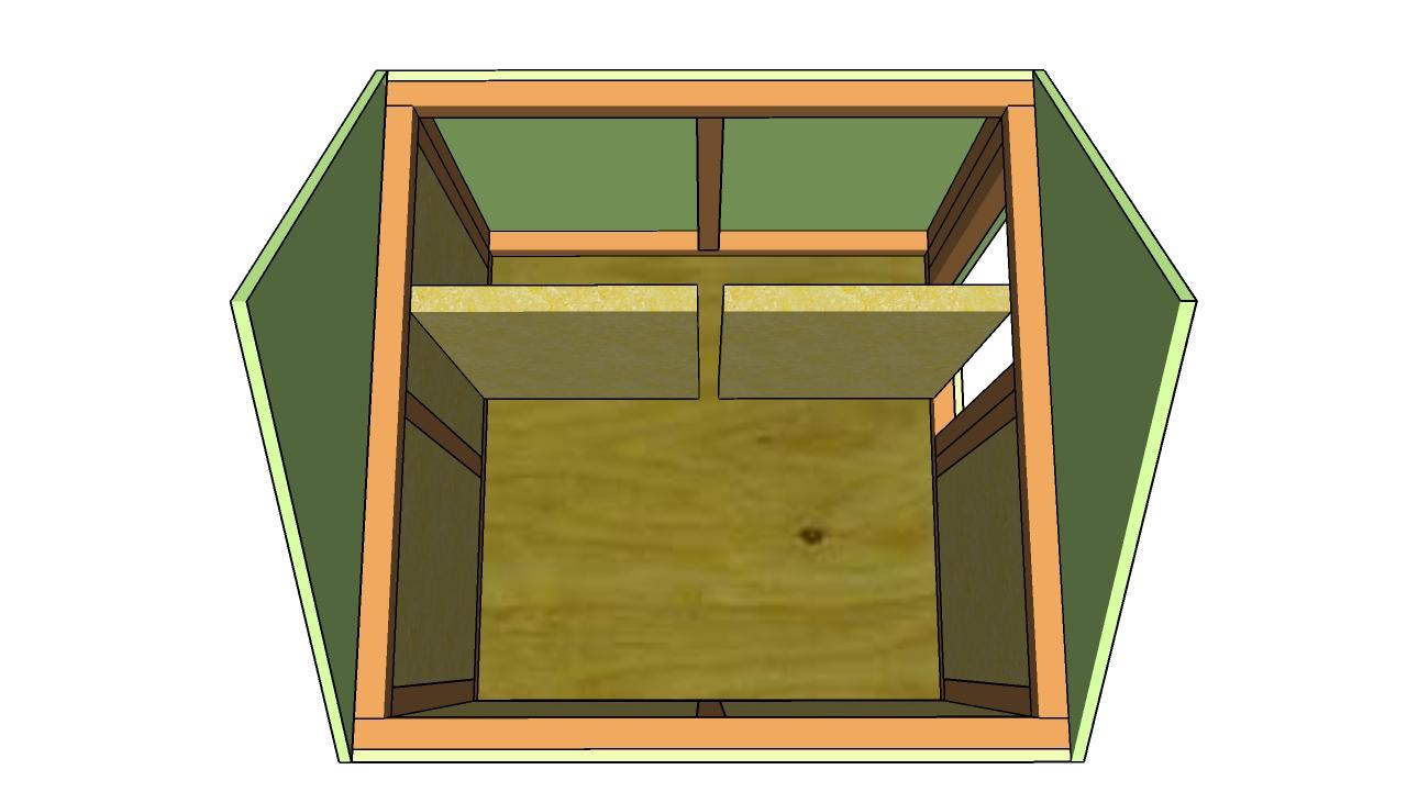 Sheet Plywood Dog House Plans | Best House Design Ideas
