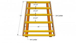 Floor frame plans