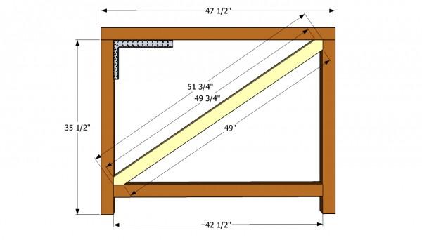 Gate frame plans