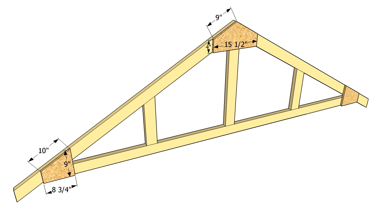 Diy Carport Plans | Free Outdoor Plans - DIY Shed, Wooden Playhouse ...
