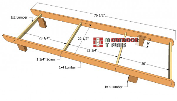 Lounge-chair-frame-plans