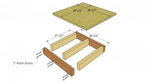 Planter floor plans