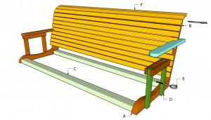 Porch Swing Plans Free