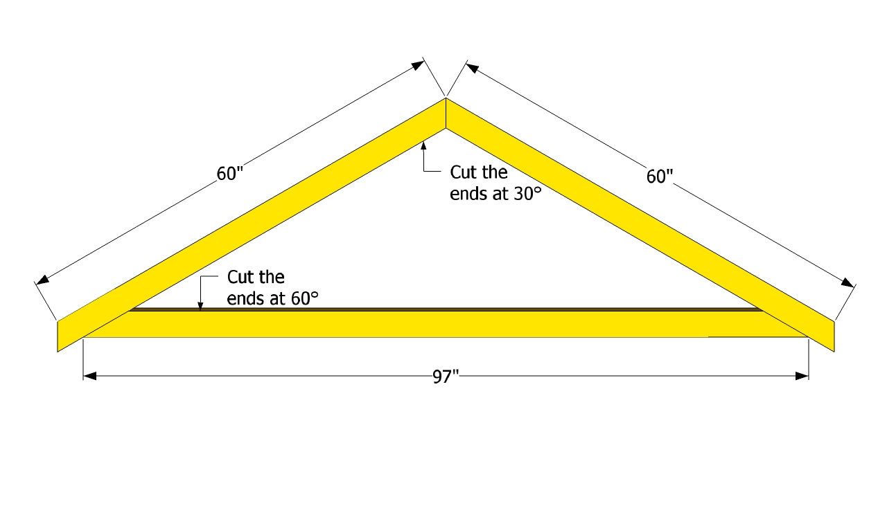 Roof Truss Building Plans