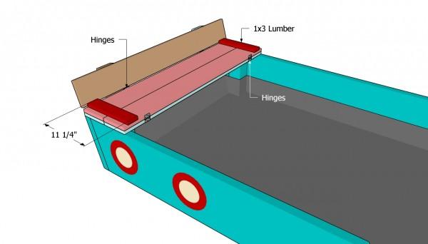 Sanbox seat plans
