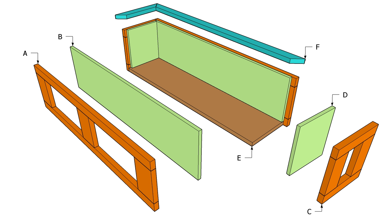 Window Flower Box Design