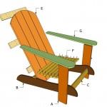 Adirondack chair plans free