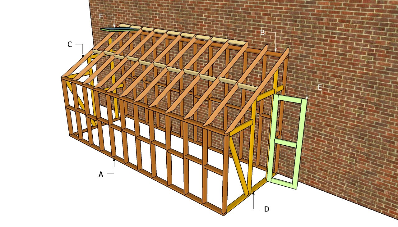 Lean to greenhouse plans free outdoor plans diy shed Free greenhouse plans and designs