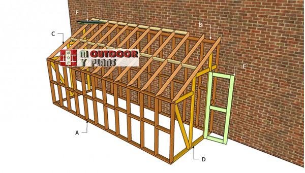 Build-a-lean-to-greenhouse