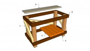 Diy workbench ideas