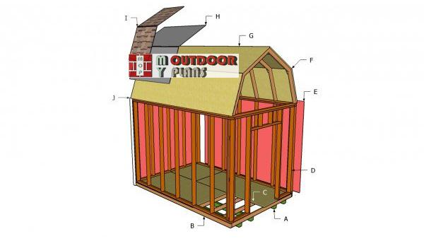 Free-gambrel-shed-plans