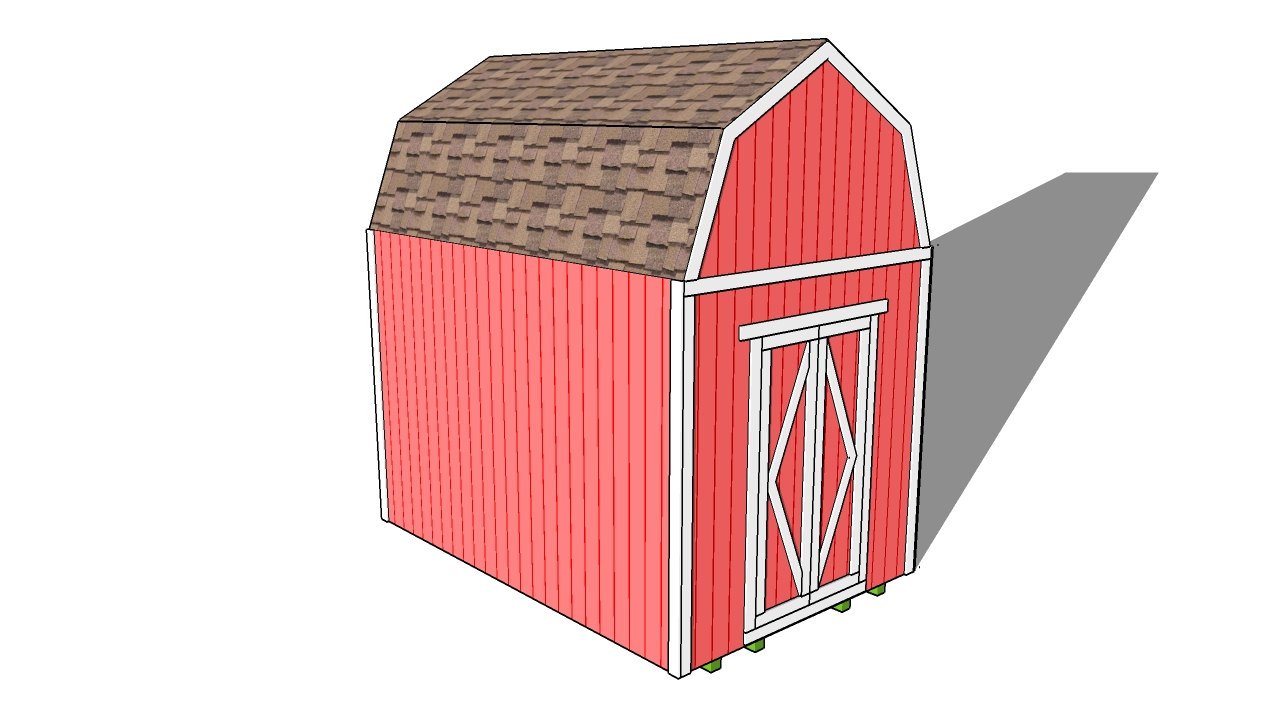 Free Lean To Shed Plans Myoutdoorplans Free