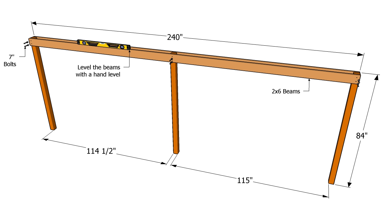 PDF DIY Post And Beam Carport Designs Download plywood shelf plans – furnitureplans