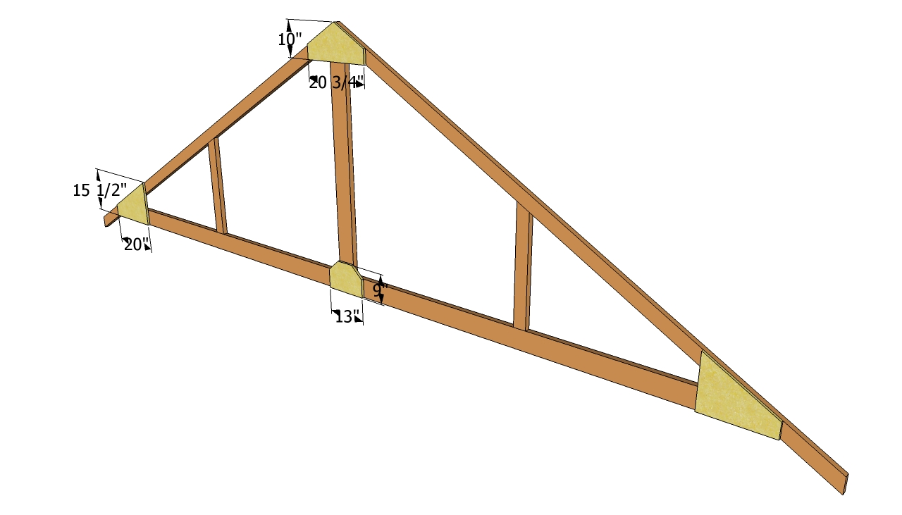 Double carport plans | Free Outdoor Plans - DIY Shed, Wooden Playhouse ...