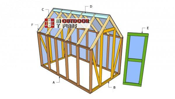 Mini-greenhouse-plans