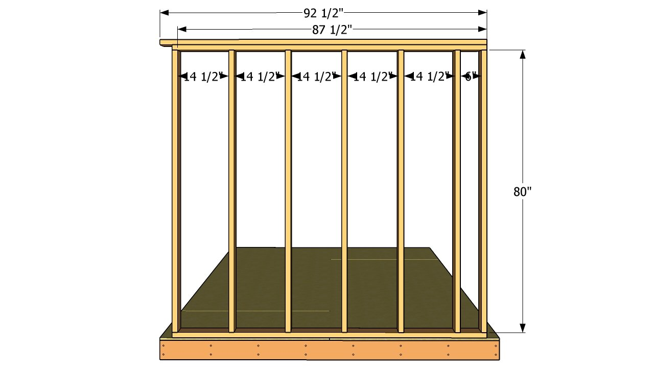 Saltbox Shed Plans Free Outdoor Plans Diy Shed Wooden