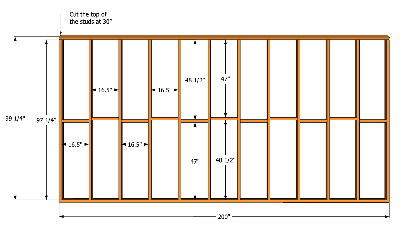 Lean to greenhouse plans | Free Outdoor Plans - DIY Shed, Wooden ...