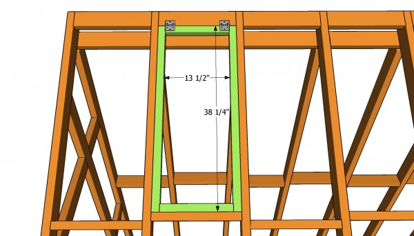 Top window plans